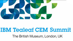 IBM - Tealeaf Summit London 2013